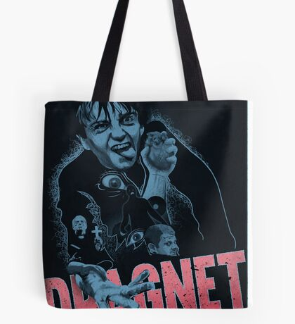 The Fall - Dragnet - Movie Poster Tote Bag