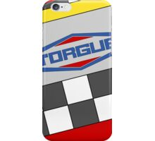 Borderlands Torgue Brand iPhone Case/Skin