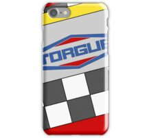 Borderlands Torgue Brand iPhone Case/Skin