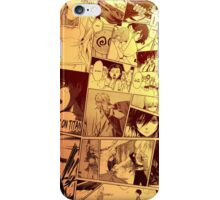 Page 1 ★ iPhone Case/Skin