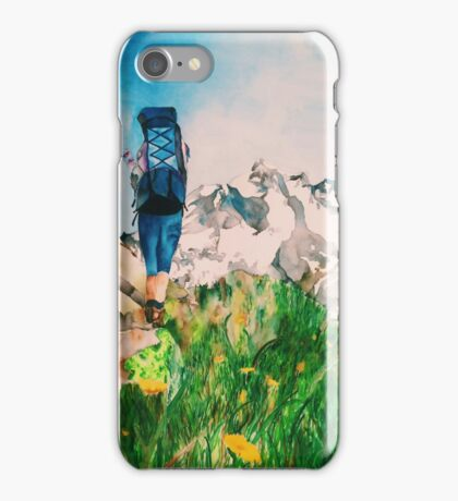 Mountain Magic  iPhone Case/Skin