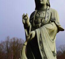 Tranquility Buddha  Sticker