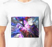 Ice Fairies Abstract Unisex T-Shirt