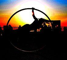 Sunset Celebration Russell Harris by KarenDinan