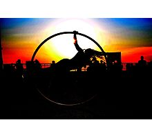 Sunset Celebration Russell Harris Photographic Print