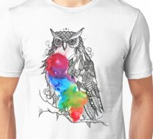 Owl stand by you Unisex T-Shirt
