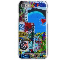 Too Much To Say iPhone Case/Skin