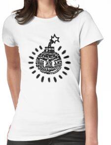 Scott Pilgrim - Sex Bob-Omb Womens Fitted T-Shirt