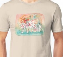 """Old Warrior"" Shiranui - Okami Unisex T-Shirt"