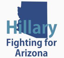 Arizona for Hillary Kids Tee
