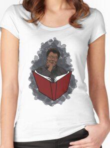 Octavia E Butler Women's Fitted Scoop T-Shirt