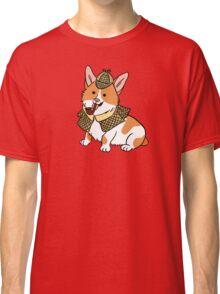 Sherlock Corgi  Classic T-Shirt