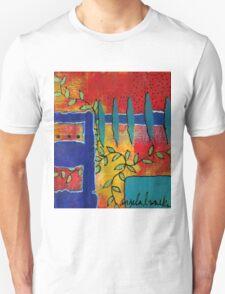Winding Vines IV Unisex T-Shirt