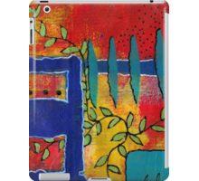 Winding Vines IV iPad Case/Skin