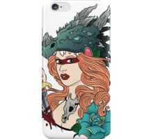 Dragon Maiden iPhone Case/Skin