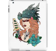 Dragon Maiden iPad Case/Skin