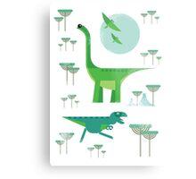 Dinos Metal Print