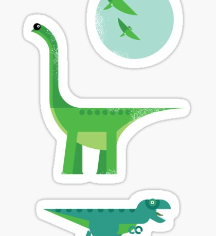 Dinos Sticker
