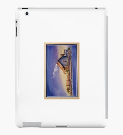 """IN FOR THE NIGHT"" iPad Case/Skin"