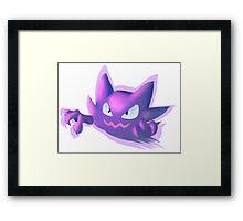 haunter pokemon Framed Print