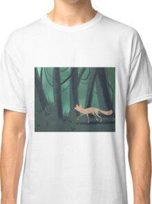 Slinky Fox Classic T-Shirt