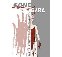 Gone Girl Photographic Print