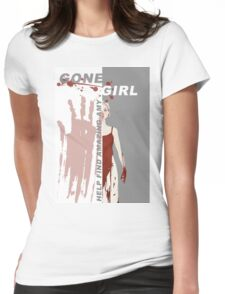 Gone Girl Womens Fitted T-Shirt