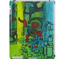 The Number Code (Three Part Abstract Series) iPad Case/Skin
