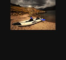 Canoe and Rocks, Wastwater Unisex T-Shirt