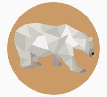 Polyart - Polar Bear Baby Tee