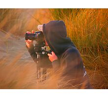 My photo partner Photographic Print