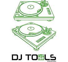 DJ TOOLS Photographic Print