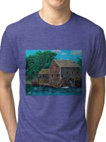 The Water Mill Tri-blend T-Shirt