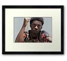 Rich Homie Quan Framed Print