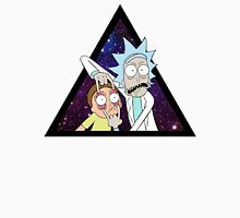 Rick and morty space V2. Unisex T-Shirt