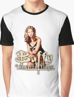 Buffy, The vampire slayer Graphic T-Shirt