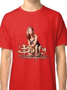Buffy, The vampire slayer Classic T-Shirt