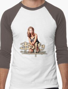 Buffy, The vampire slayer Men's Baseball ¾ T-Shirt