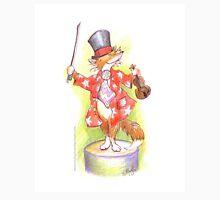 Fantastic Mr Foxy on the violin Unisex T-Shirt