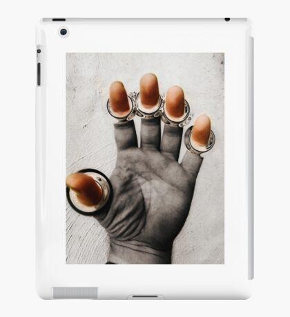 Reaching Through iPad Case/Skin