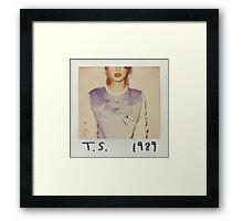 Taylor Swift Framed Print
