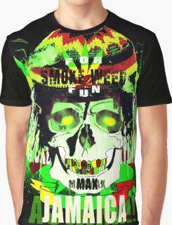 Jamaica (rasta t-shirt) Graphic T-Shirt