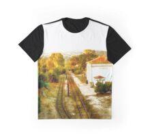 Arzachena: rail station Graphic T-Shirt