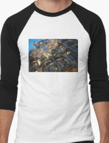 Fantastical Casa Batllo - Antoni Gaudi's Masterpiece, Barcelona Men's Baseball ¾ T-Shirt