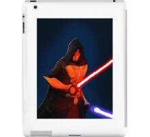 Sci Fi Dark warrior iPad Case/Skin