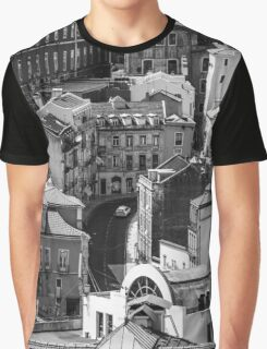 Lonely Car Graphic T-Shirt