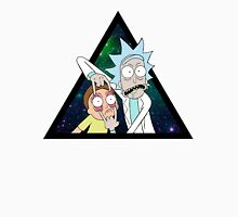 Rick and morty space V4. Classic T-Shirt