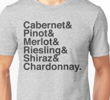 Winos_ Vintage Black Unisex T-Shirt