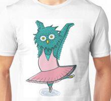 Owl ballet Unisex T-Shirt