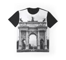 Milan Arch of Peace Graphic T-Shirt